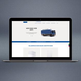 B2B-Online-Shop für Großhandel Berberich